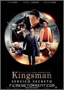 Kingsman Serviço Secreto Torrent Dublado