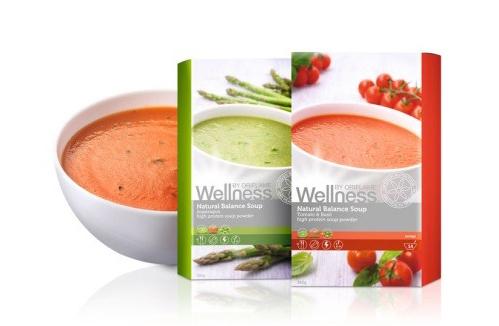 Sopa Natural Balance Wellness da Oriflame