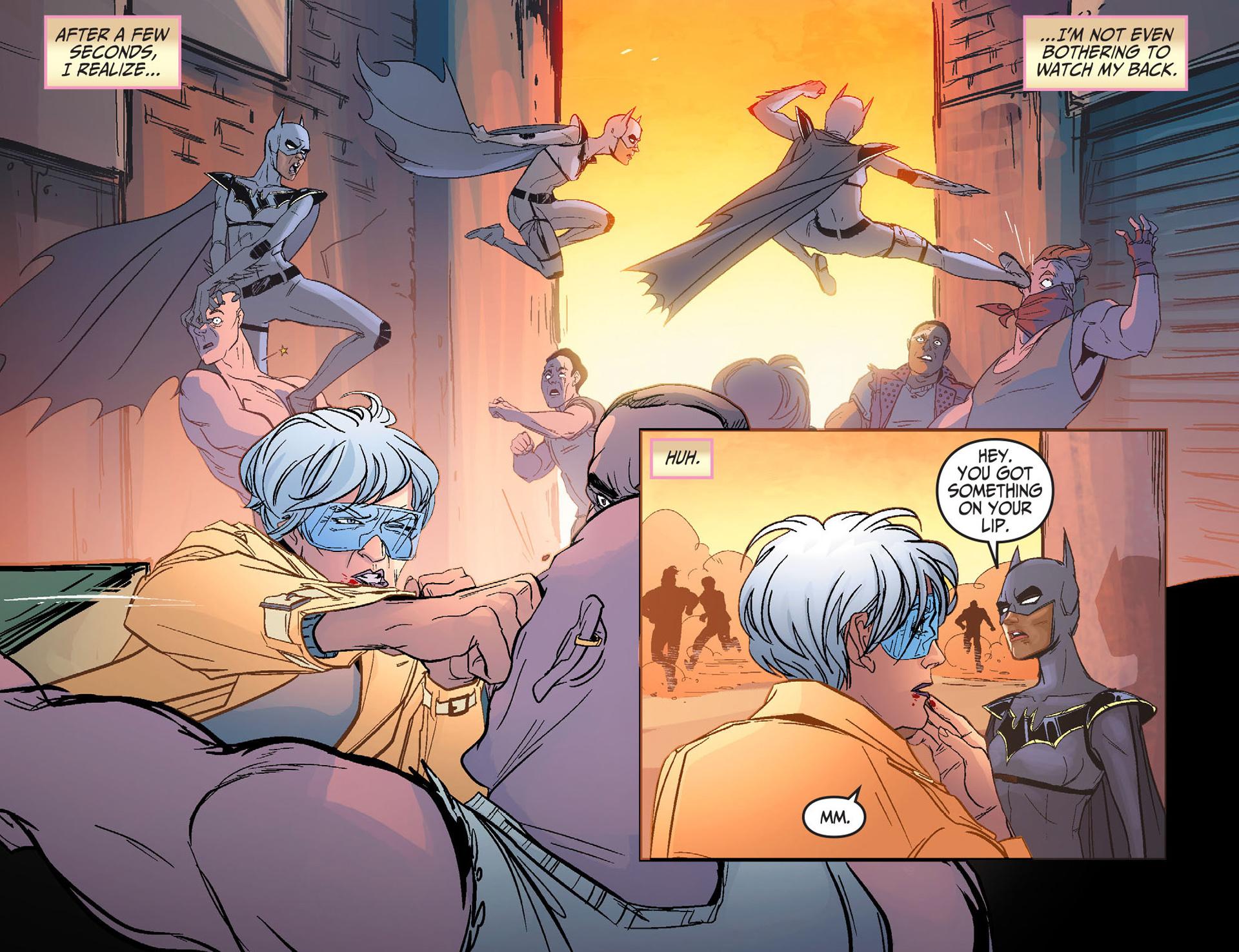 Batman Beyond (2012) Issue #27 #27 - English 14