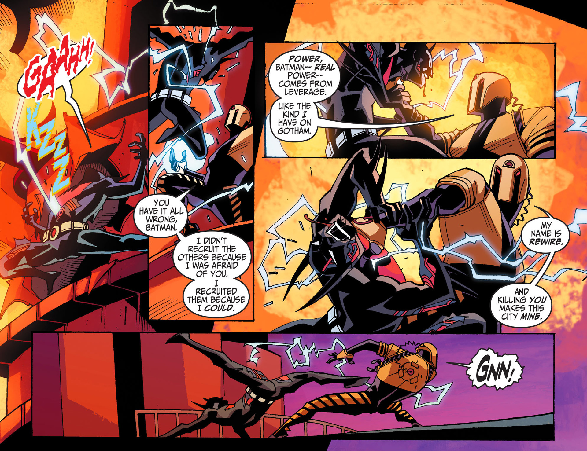 Batman Beyond 2.0 Issue #5 #5 - English 19