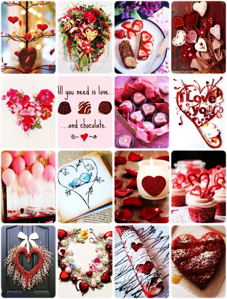 Photos Credit: http://pinterest.com/prettygloss/valentines/