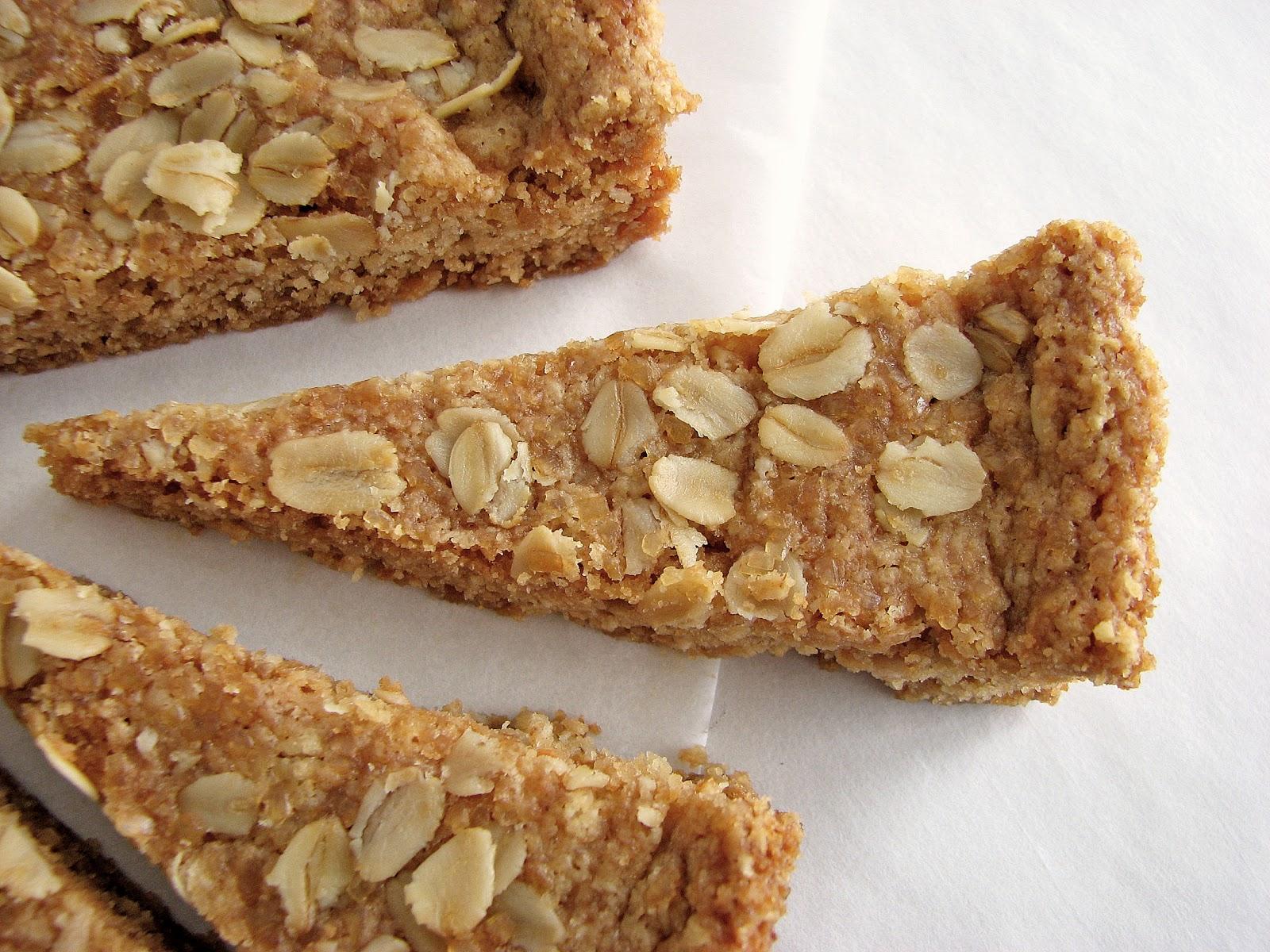 Oat shortbread cookie recipe