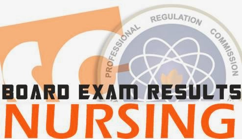 December 2013 Nursing board exam result