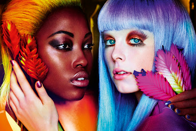 Nyasha+Matonhodze+%2526+Edie+Campbell+by+Mario+Testino+%2528Dreaming+In+Color+-+Allure+March+2012%2529+3.jpg
