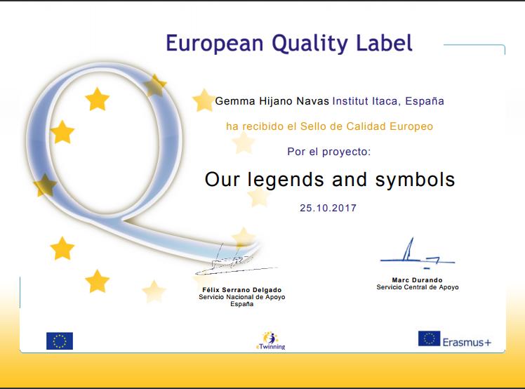European Quality Label