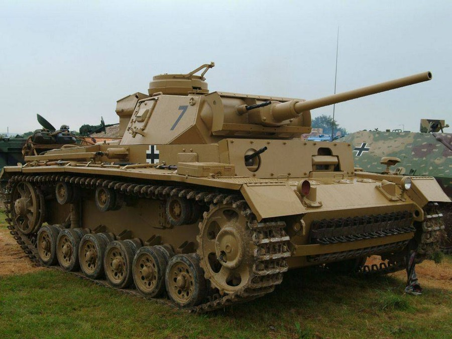 coole panzer