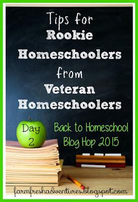 Tips for Rookie Homeschoolers from Veteran Homeschoolers