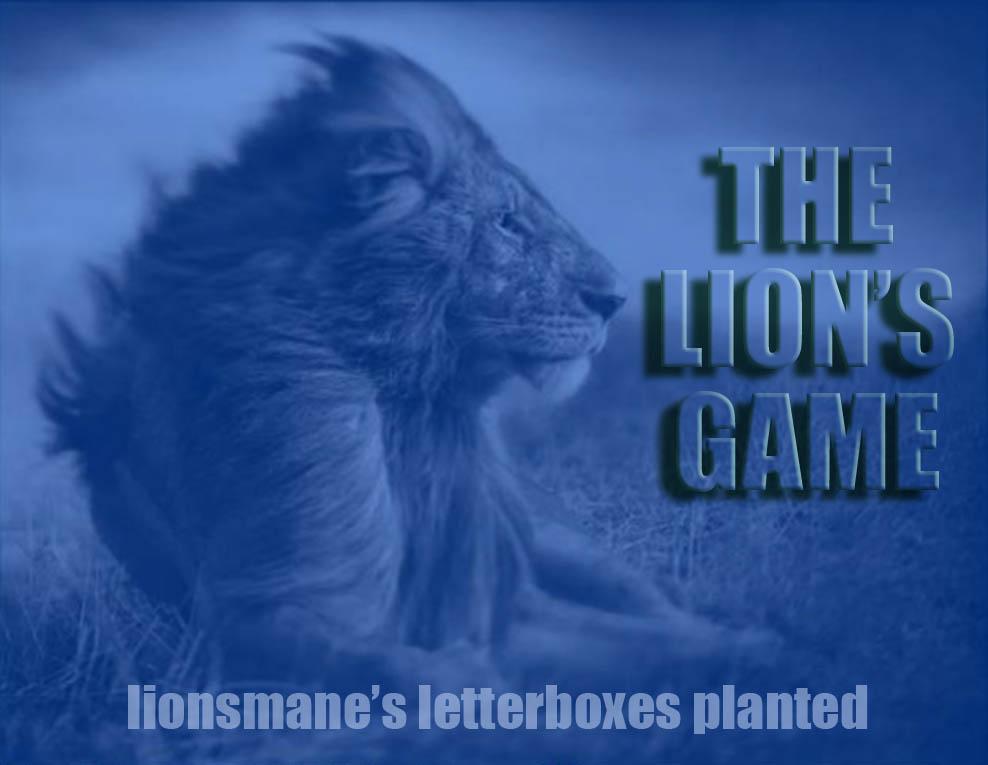 lionsmane's letterboxes planted