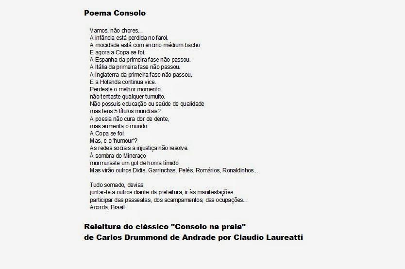 Poema Consolo