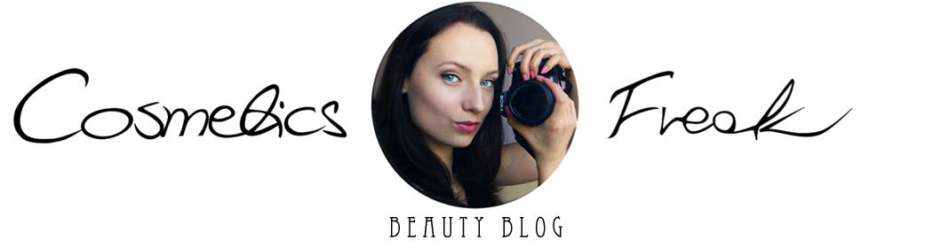 Cosmetics Freak - blog kosmetyczny