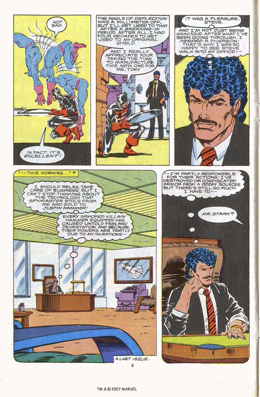 Captain America (1968) Issue #339b #269 - English 4