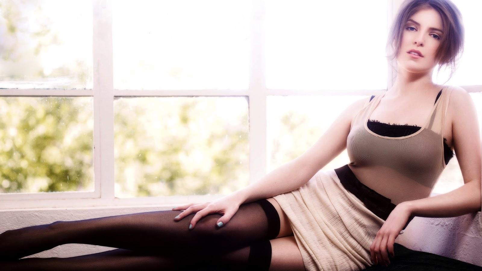 Anna Kendrick Beauty
