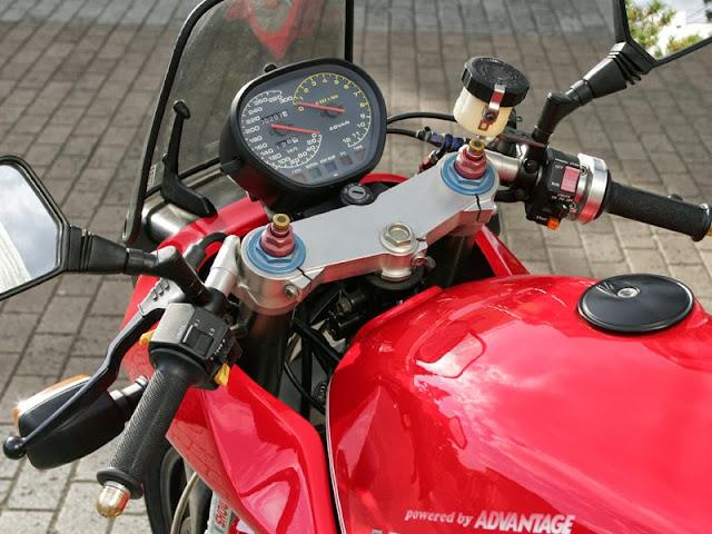 Racing Caf U00e8  Suzuki Gsx 1100 S Katana  2 By Advantage