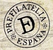PREFILATELIA DE ESPAÑA