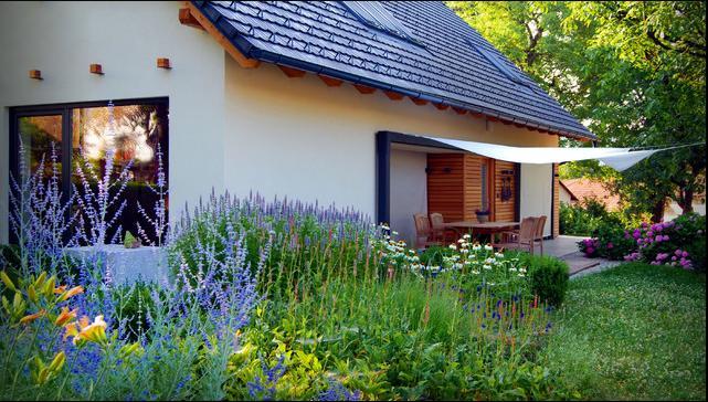 Fotos de jardin jardines en terrazas de casas for Jardines para casas