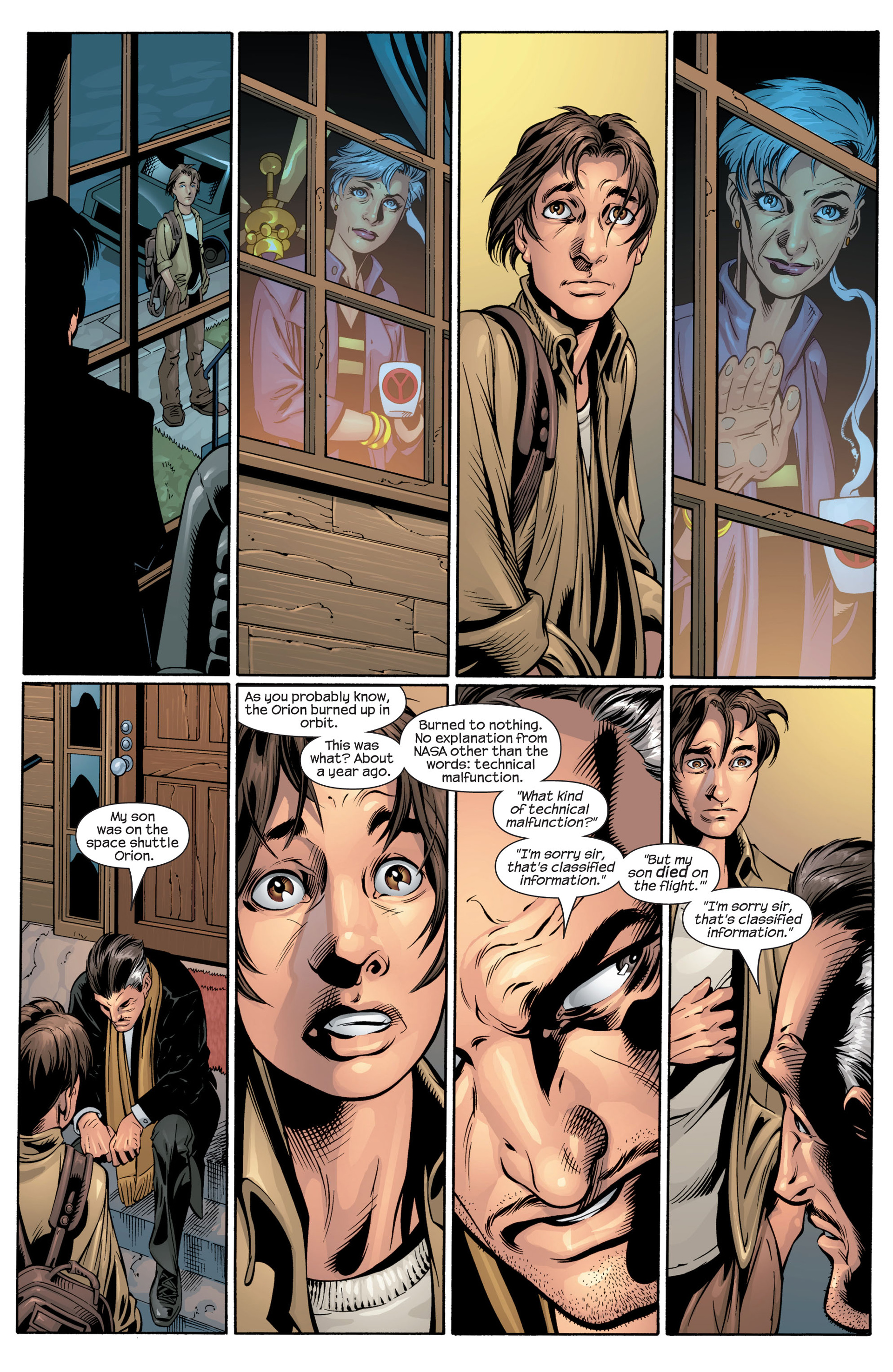 Ultimate Spider-Man (2000) Issue #49 #53 - English 19