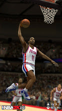 NBA 2k14 Isiah Thomas Screenshot