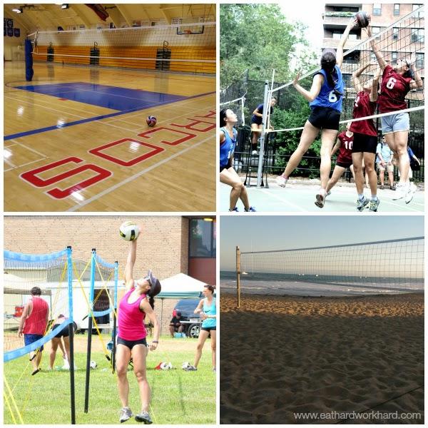 my favorite sport essay volleyball