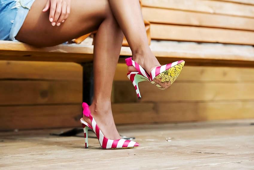 striped-heels