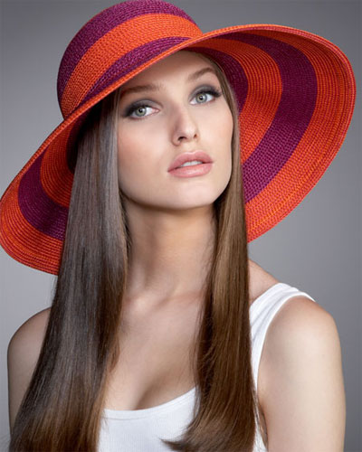 Emoo Fashion: Stylish Summer Hats For Women 2012