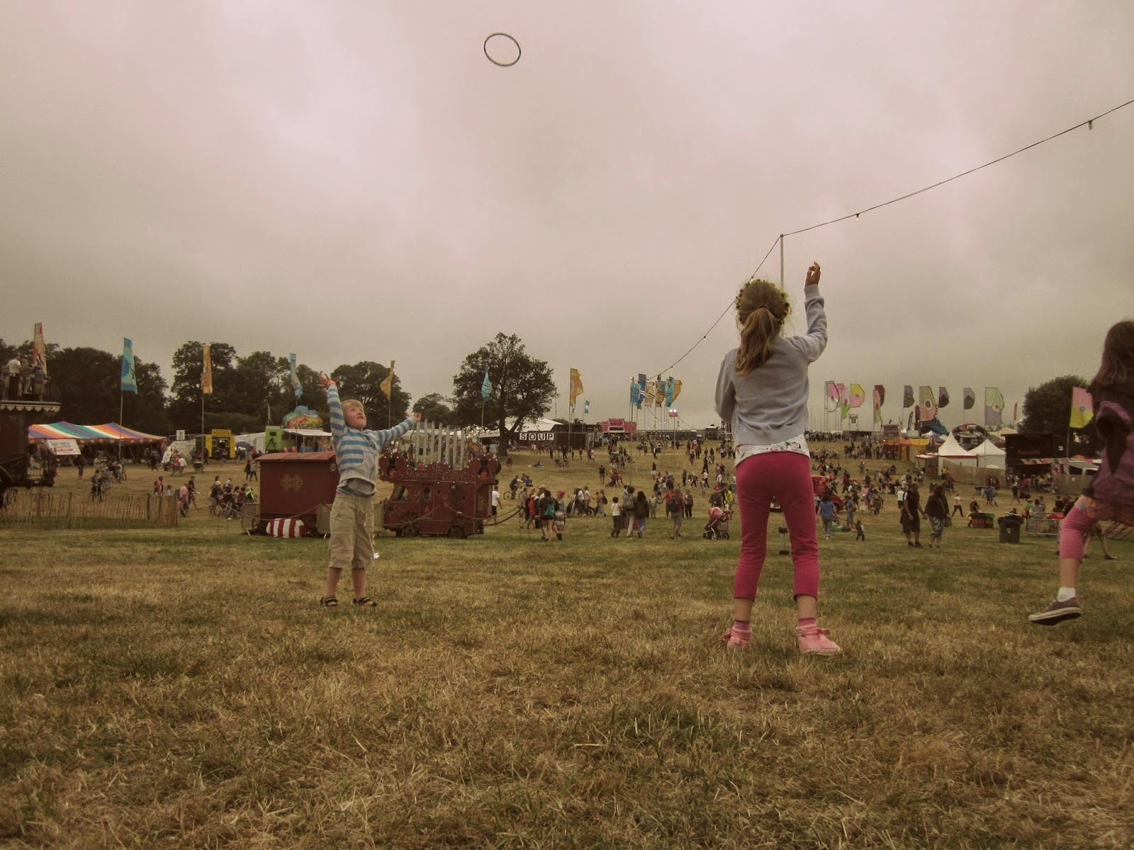 Camp Bestival 2014 // 76sunflowers