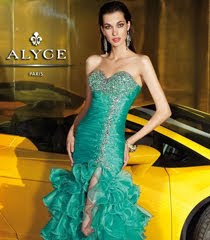 Елегантни дълги рокли за бал 2013