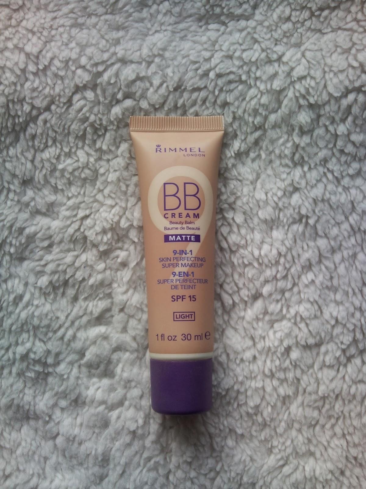 Rimmel Nový BB Cream Matte :)