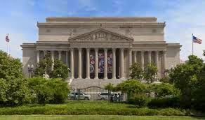 National Archives Building (Credit: en.wikipedia.org) Click to Enlarge.