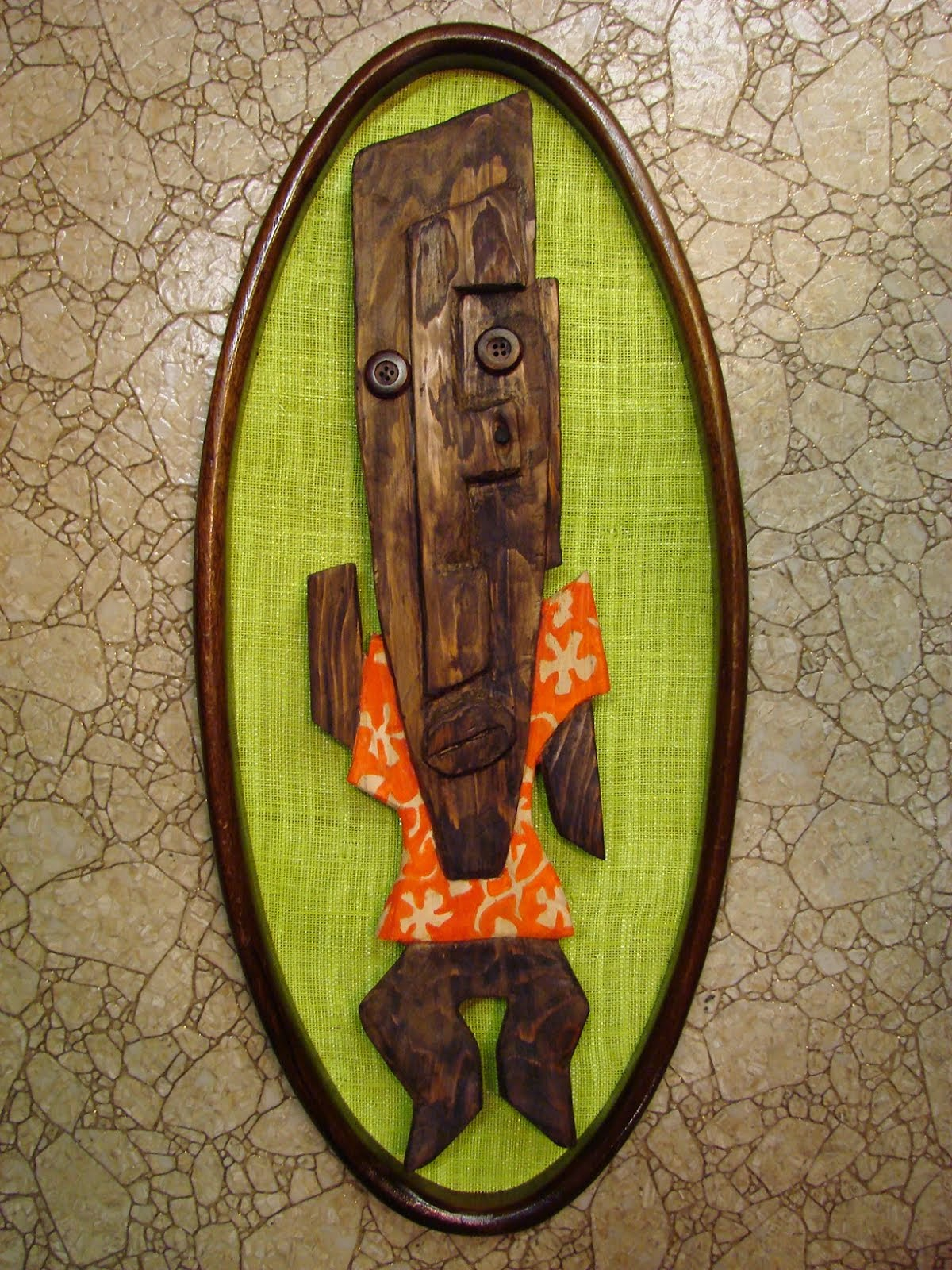"Tiki Central art swap ""Hawaiian Shirts"""
