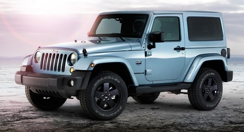 Daftar Harga Mobil Jeep Seri Wrangler Sahara Terbaru