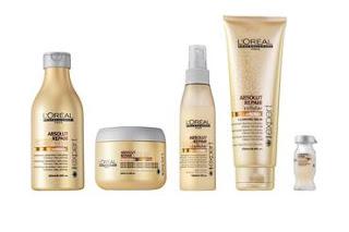 L'Oréal Professionnel lança dois novos produtos da linha Absolut Repair Cellular