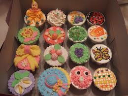 Kursus Cupcakes Advance