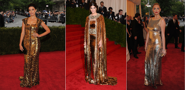 Prim And Propah Fave Looks From Met Gala 2012