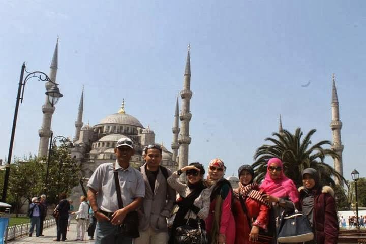 Paket Tour Muslim Istanbul Turki