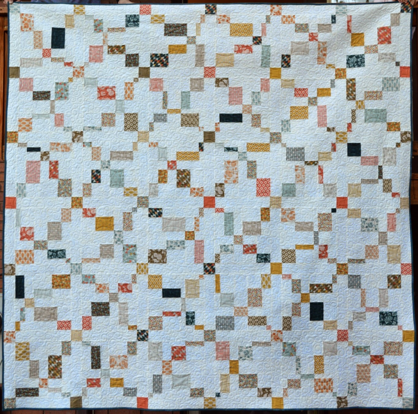 Irish Chain Quilt Pattern Interesting Design Inspiration