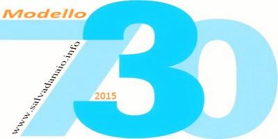 Nuovo modello 730 fisco amico 2015