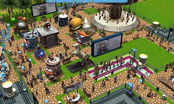 RollerCoaster Tycoon 3 Platinum PC Screenshot Gameplay 2 RollerCoaster Tycoon 3 Platinum PC Cracked