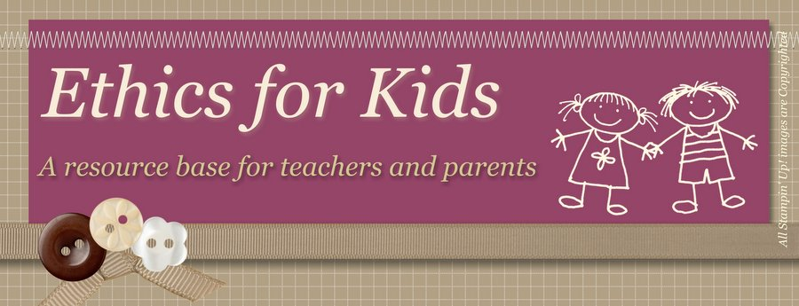 Ethics for Kids
