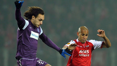 Austria Vienna 2 - 2 AZ Alkmaar (1)