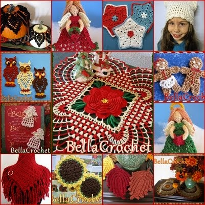 BellaCrochet Free Patterns