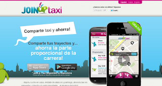 joinuo taxi app, barcelona taxi