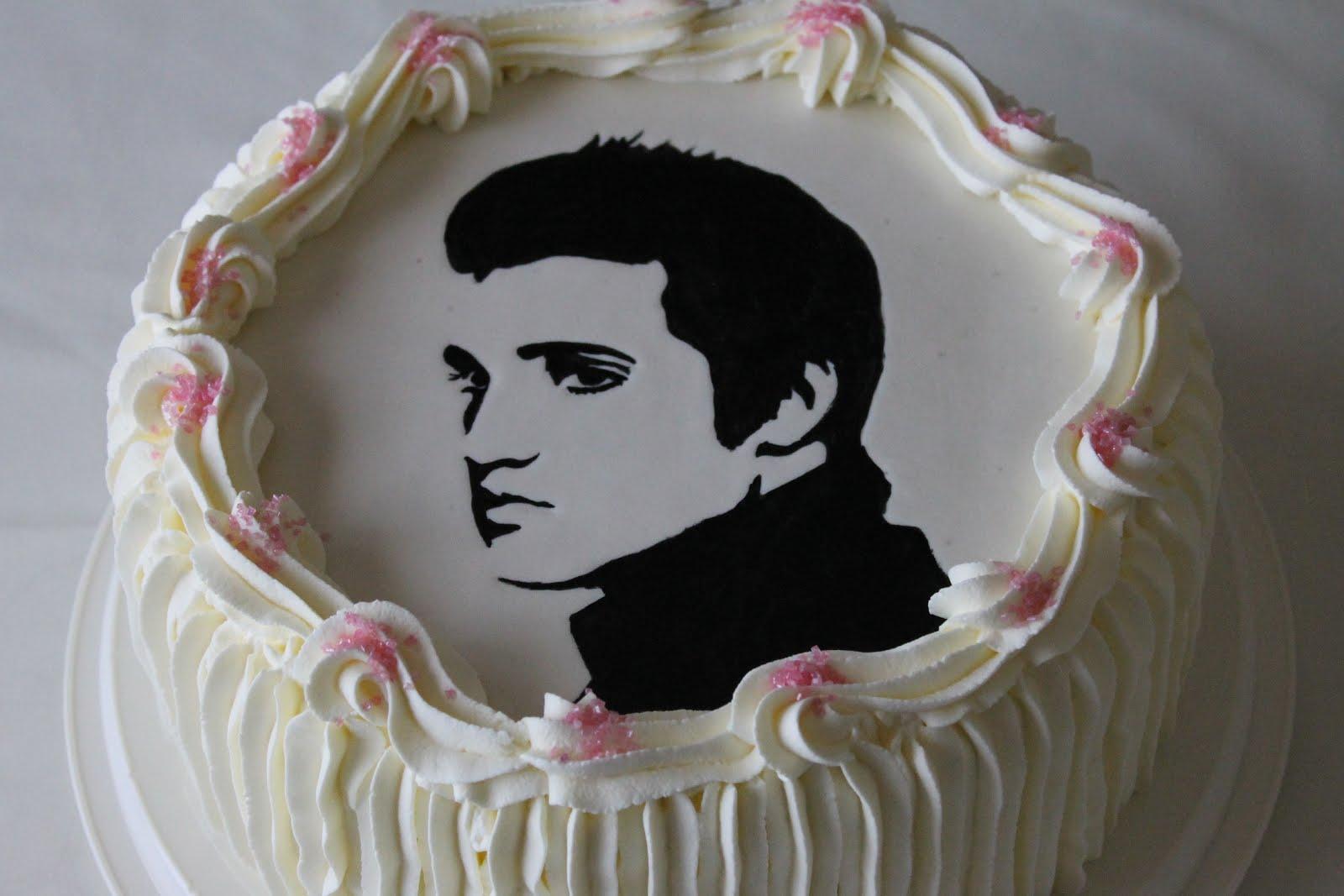 Elvis-täytekakku