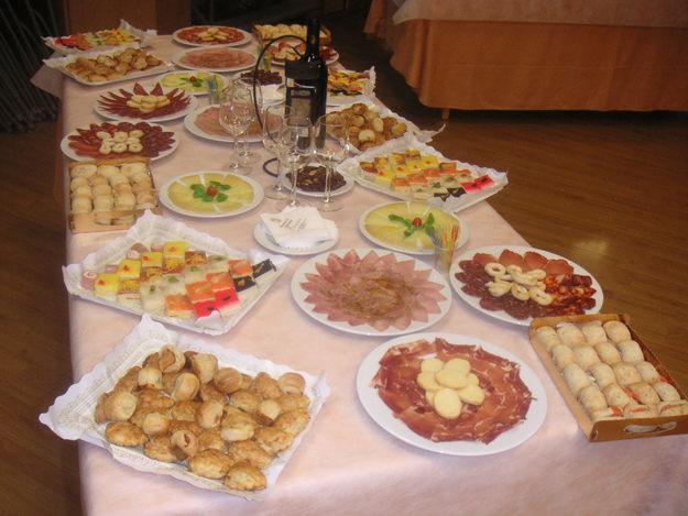 Banquetes para fiestas infantiles for Decoracion de comida