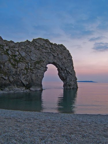 Durdle Door Dusk