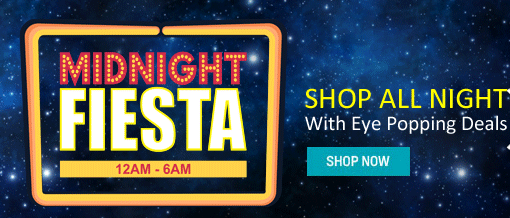 Great discounts on shpclues in Midnight Fiesta : BuyToEarn