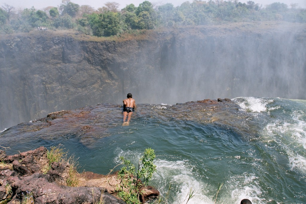 August 2012 lux and lace for Devils swimming pool victoria falls