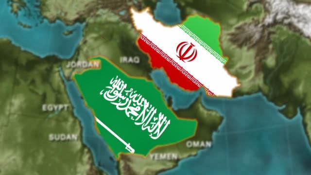 Jarak Antara Iran dan Saudi Semakin Lebar