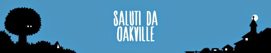 """""""Saluti da Oakville"""""""