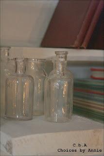 Gammalt glas