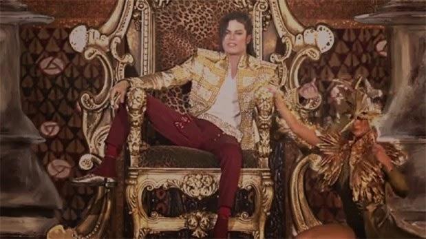 Michael Jackson, Billboard 2014, Rey del Pop, música